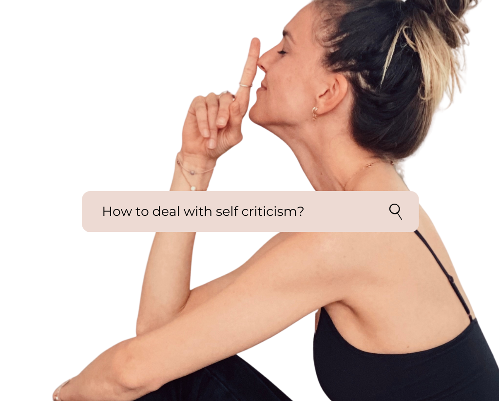 How To Overcome Self-Criticism