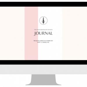 digital LEAN LINES & HAPPY MINDS Journal